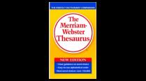 THESAURUS MERRIAM WEB