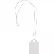 MARKING TAG 1-3/32x3/4 WHITE 50/PACK