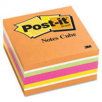 POST IT NOTE 3x3 CUBE 400SHT