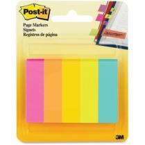 POST-IT PAGEMRK.6x2 0 50S FLUORESCENT