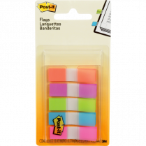POST IT TAPE FLAG 20x5 COL 1/2 BRIGHT