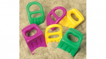 SAND CLAWS TOYS 6/SET 141 L9569-00