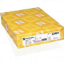 PAPER ASTRO 65LB 8.5x11 S.WHT