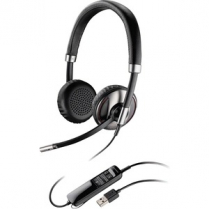 BLACKWIRE HEADSET C520 STEREO PLANTRONICS USB CONNECT