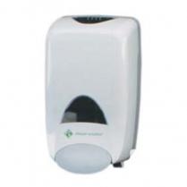 FOAM SOAP DISPENSER PRIME GREY HOLDS 1.2L