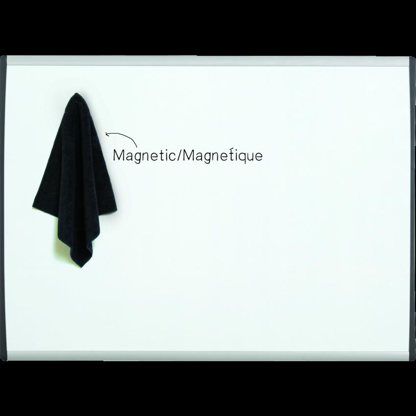 MAGNETIC MICROFIBRE CLOTHS 2PK WHITEBOARD ERASER BLACK 12x12