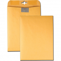 POSTAGESAVER 9x12 CLEAR-CLASP