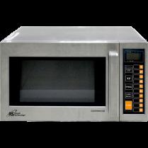 MICROWAVE RS COMMERCIAL 0.9 CF 1000W SSTEEL LITE/MED DUTY