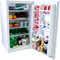 FRIDGE ROYAL SOVEREIGN 4CUFT WHITE