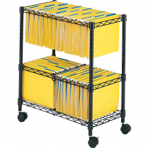 FILE CART SAFCO LTR/LGL STEEL