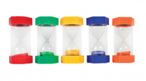 SAND TIMERS CLASSPACK SET OF 5 16515 L5194-00