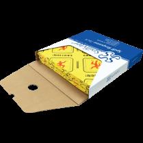 SPILFYTER ABSORBENT PADS 25/BX 16x18 YELLOW