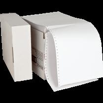 COMPUTER PAPER PLAIN 9.5x11 20LB*2300