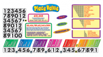BULLETIN SET PLACE VALUE T8182 L6871-00
