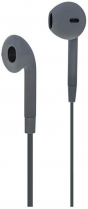 CLASSIC FIT EARBUDS BLACK GLOSSY BLACK