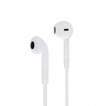 CLASSIC FIT EARBUDS OFF WHITE GLOSSY OFF WHITE