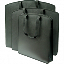 ARTIST CARRY-ALL CASE 21x27 BLACK VLB