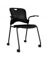 HERMAN MILLER CAPER FLEXNET SEAT W/ ARMS