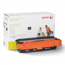 CE400A BLACK TONER CARTRIDGE FOR HEWLETT PACKARD M551 YIELD