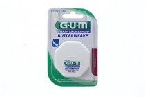 G.U.M WEAVE, WAXED, DENTAL FLOSS 54.8M