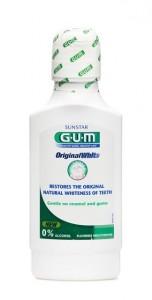 G.U.M ORIGINAL WHITE MOUTHRINSE 300ML