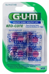 G.U.M RED-COTE DISCLOSING TABLETS