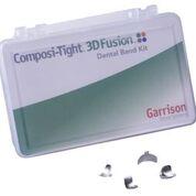 GARRISON C-TIGHT 3D FUSION FIRM MATRIX BAND MINI KIT 80PCS
