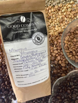 ARABICA FROM NICARAGUA, FULLY WASHED, BEANS 345G