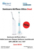 SONICARE AIRFLOSS ULTRA (PROMO)