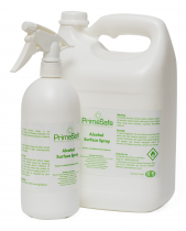 PRIMESAFE ALCOHOL SURFACE SPRAY 5L