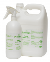 PRIMESAFE ALCOHOL SURFACE SPRAY 1L