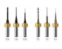 PrograMill PM7 Tools (Suitable for Zirconium Oxide)