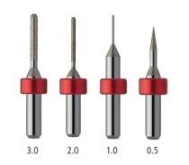 PrograMill PM7 Tools (Suitable for GLASS-CERAMICS)