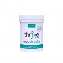 THRYVE MOUTH SALTS 100G