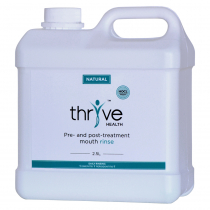 THRYVE PRE & POST TREATMENT MOUTH RINSE (HOCl) 2,5L