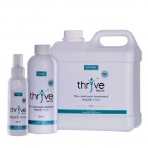 THRYVE PRE & POST TREATMENT MOUTH RINSE (HOCl) 2,5L DEAL