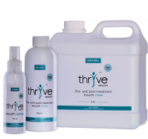 THRYVE PRE & POST TREATMENT M/RINSE (HOCl) 200PPM 2,5L DEAL