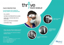 THRYVE FACE SHIELD 5PCS