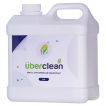 UBER CLEAN DENTAL UNIT WATER LINE DISINFECTANT (HOCl) 2,5L