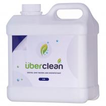 UBER CLEAN DENTAL UNIT WATER LINE DISINFECTANT (HOCl) 2,5L