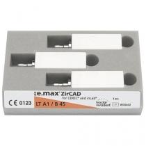 IPS e.max ZirCAD for Cerec/Inlab LT B45