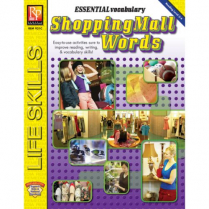 Essential Vocabulary: Shopping Mall Words    (931C-4215)