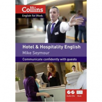 Hotel & Hospitality English w Audio CD (CB94)