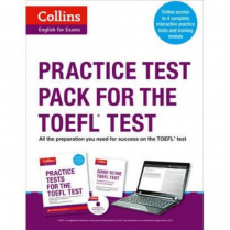 Practice Test Pack for the TOEFL Test (T063)
