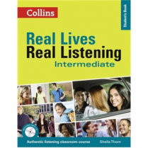 Real Lives, Real Listening: Intermediate Complete ed (CB23)