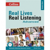 Real Lives, Real Listening - Advanced Complete ed. (C24)