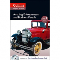 Collins Readers: Amazing Entrepeneurs & Business... (CB403)