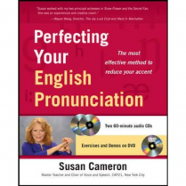 Perfecting Your English Pronunciation w DVD (MG29)