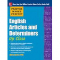 PMP: English Articles & Determiners Up Close  (C863)