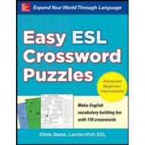 PMP: Easy ESL Crossword Puzzles  (C862)